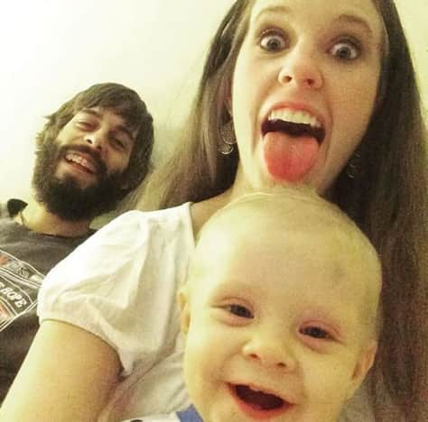 Jill, Derick & Israel Dillard on Instagram