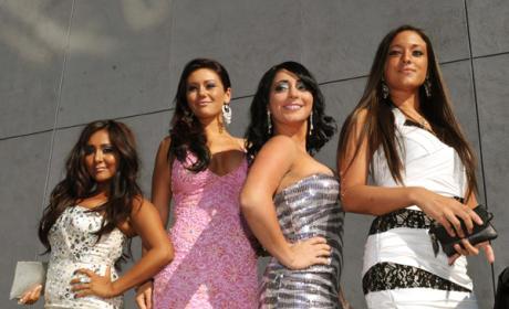 Jersey Shore Girls