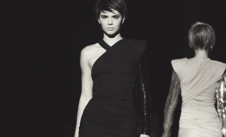 Kendall Jenner Short Hair Photo