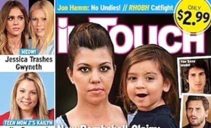 Michael Girgenti: I Boned Kourtney Kardashian! May Be Mason's Father!