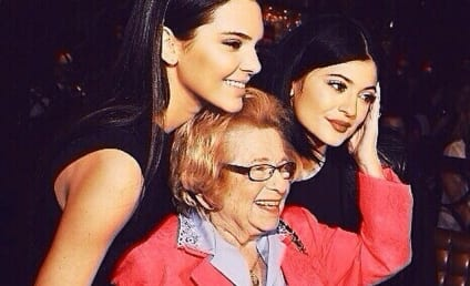 Kendall and Kylie Jenner Hang Out With Famous Sex Therapist For Some Reason