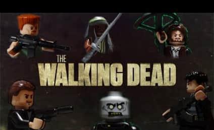 The Walking Dead Season 5 Trailer: Now with Legos!