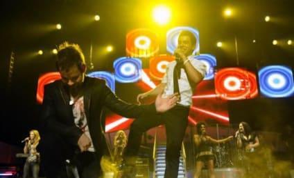 David Archuleta and David Cook in Concert
