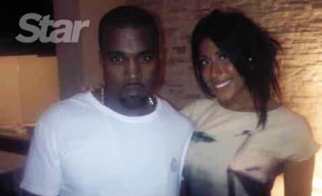 Do you think Kanye West cheated on Kim Kardashian with Leyla Ghobadi?