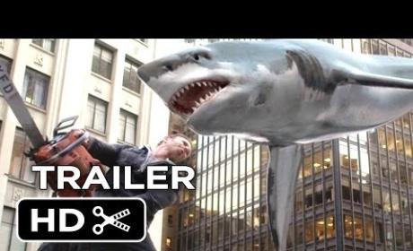 Sharknado 2 Preview