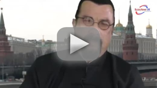 Steven seagal slams nfl in bizarre interview resembles various t