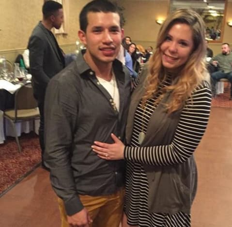 Kailyn Lowry and Javi Marroquin