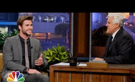 Liam Hemsworth on The Tonight Show (Part 2)