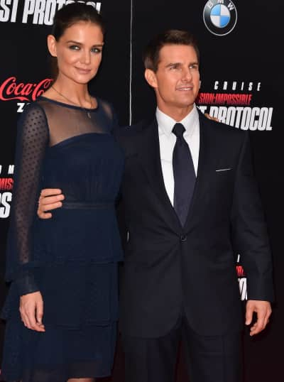 Tom Cruise-Katie Holmes Divorcing