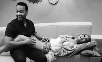 Chrissy Teigen: Pregnant with First Child!