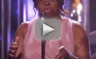Kechi Okwuchi Pays Moving Tribute to Hurricane Victims on America's Got Talent