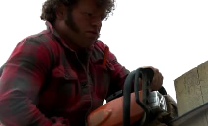 Alaskan Bush People Sneak Peek: Gabe Brown Risks Life and Limb!