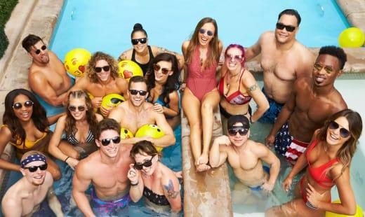 Big Brother Season 20 Cast