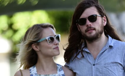 Dianna Agron: Engaged to Winston Marshall!
