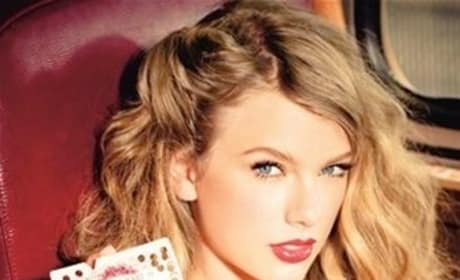 Taylor Swift Glamour Photo