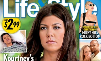 Kourtney Kardashian: Dumped in the Delivery Room!!!!