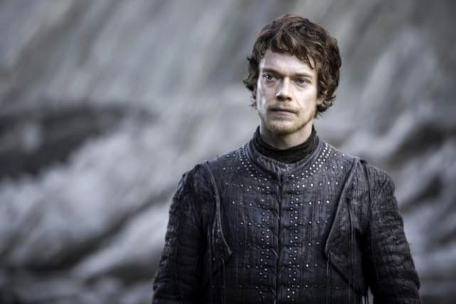 Theon is somehow still alive