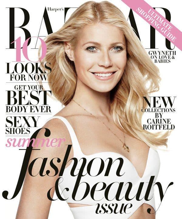 Gwyneth Paltrow for Harper's Bazaar