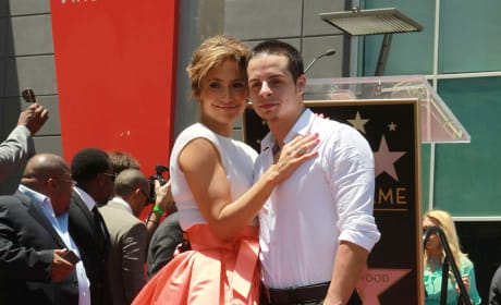 Jennifer Lopez and Casper Smart - 17 Years