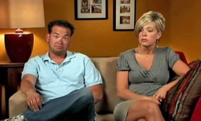 Jon and Kate Gosselin on Camera