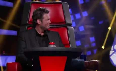 Brian Scartocci - Isn't She Lovely (The Voice Blind Audition)