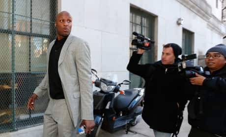 Lamar Odom: Prostitute Reveals Their Interaction Before His Overdose