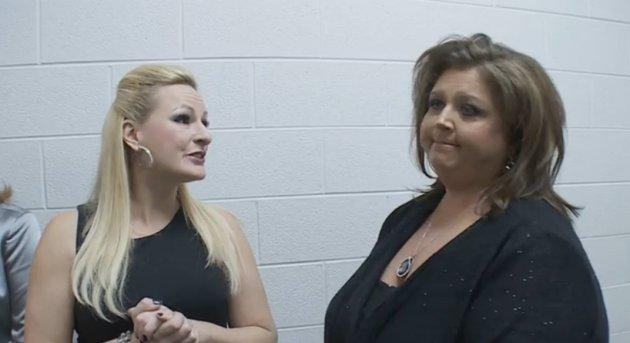 Abby Lee Miller is PISSED