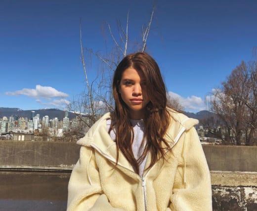 Sofia Richie in 2018