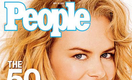Nicole Kidman People Cover