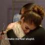 Fernanda seeks comfort
