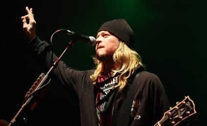 Wes Scantlin, Puddle of Mudd Singer, Arrested for Ex-Wife Abuse