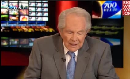 Illuminati Are LGBT Activists, Pat Robertson Sort of Says