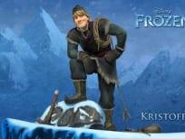Jonathan Groff as Kristoff in Frozen