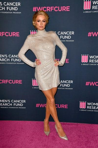 Paris Hilton in Early 2020