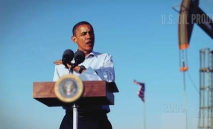 President Obama Slams Mitt Romney, Big Oil in New TV Ad