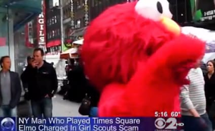 Anti-Semitic Elmo, Dan Sandler, Sentenced to Year in Jail For Girl Scout Extortion