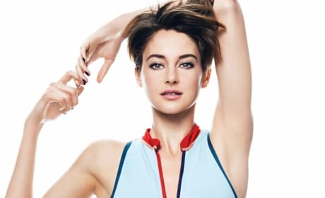 Shailene Woodley in Marie Claire Magazine