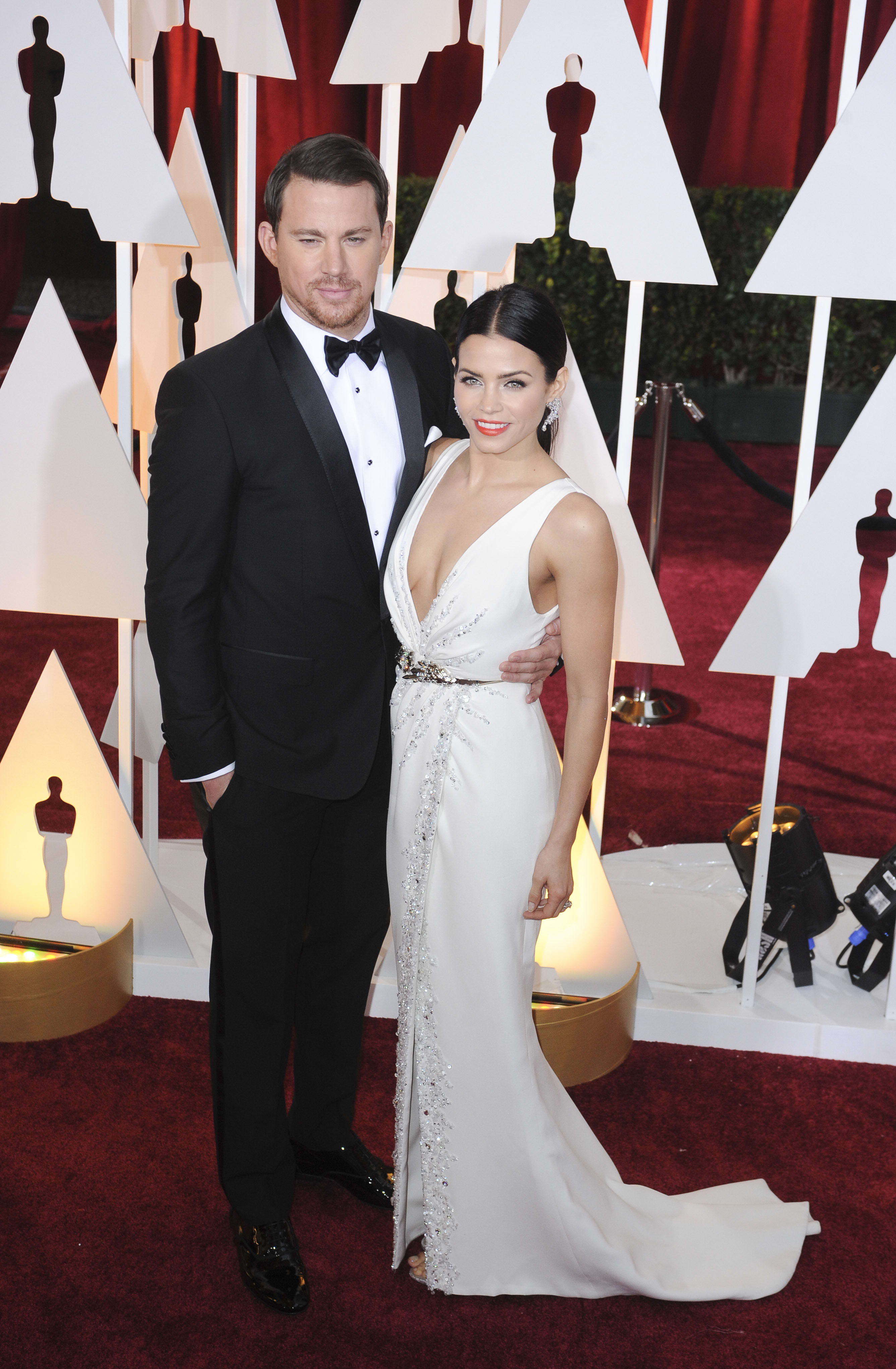 Jenna Dewan Tatum and Channing Tatum - The Hollywood Gossip