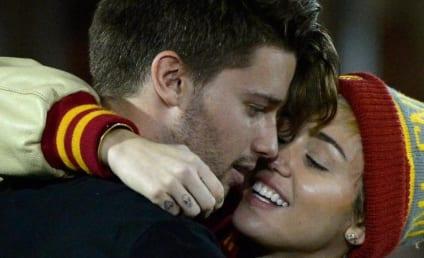 Patrick Schwarzenegger and Miley Cyrus: Caught Kissing on Camera!!!
