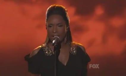 Jennifer Hudson Returns to American Idol