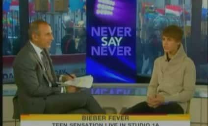 Justin Bieber on Puberty: It Happens!