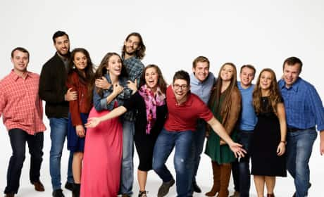 Duggar Family: Counting On Season 4 Photo