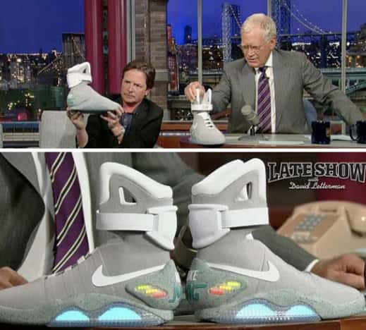 Marty McFly Sneakers