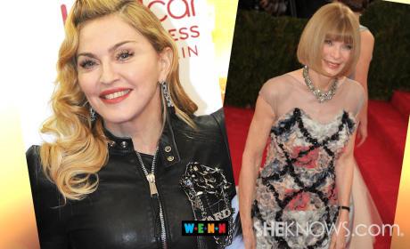 Madonna MET Gala Controversy