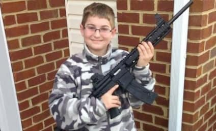 Facebook Photo Raid: Officials Descend on House After Seeing 11-Year-Old Holding Rifle
