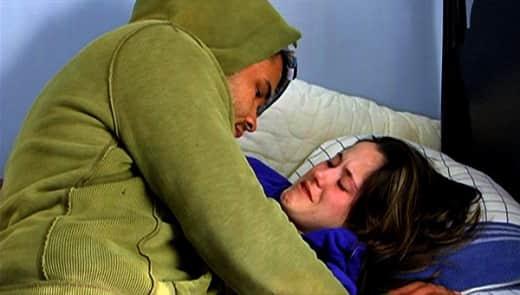 Jenelle Evans Cries