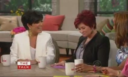 Kris Jenner Dishes on Face Lift, Daughter's Massive Wedding