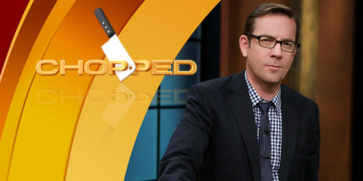 Ted Allen on Chopped