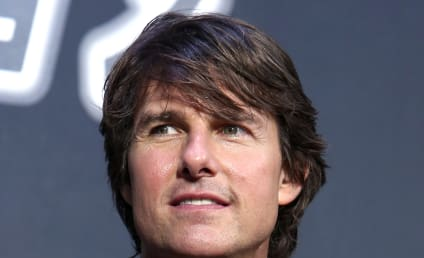 Tom Cruise Sees Daughter for First Time in Two Years