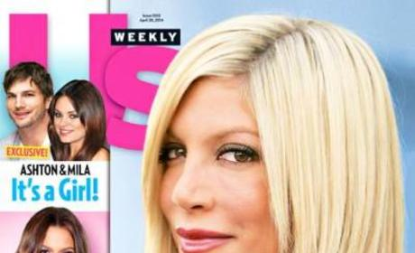 Tori Spelling Us Weekly Cover